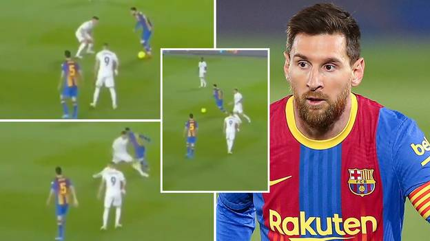 Lionel Messi Ruins Toni Kroos With Sublime Footwork In One-On-One Battle During El Clasico