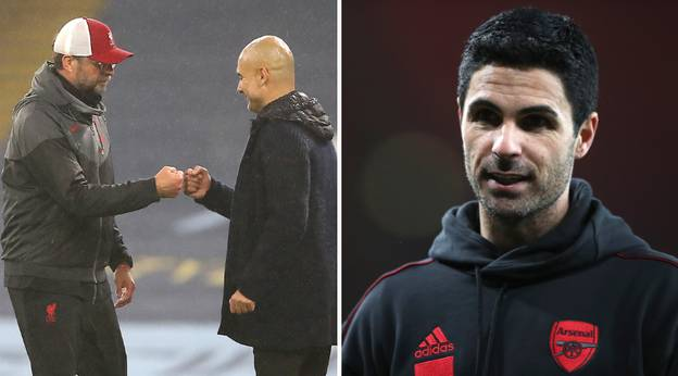 Arsenal Fan Claims Mikel Arteta Is Joint Second-Best Manager In Premier League