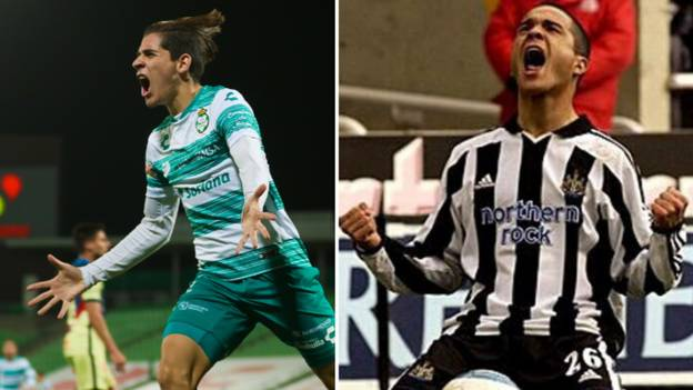 Newcastle United Respond After 18-Year-Old Santiago Munoz Makes His First Start In Liga MX Last Night
