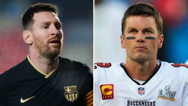Lionel Messi And Tom Brady Both Snubbed In Top 10 Sporting GOATs