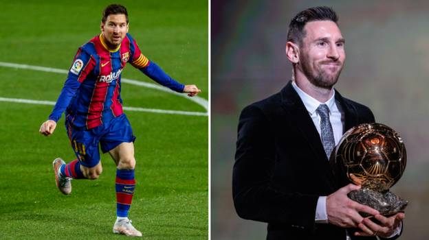 Fans Call For Lionel Messi To Win Seventh Ballon d'Or If He Inspires Barcelona To Stunning La Liga Comeback Triumph