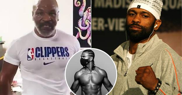 David Haye Warns Roy Jones: 'There's No Exhibition When Mike Tyson Is In A Fight'