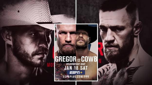 Conor McGregor Vs Donald Cerrone: UFC Drops A Spine-Chilling Promo For The Upcoming Clash