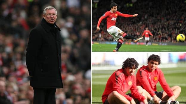 Sir Alex Ferguson Once Gave The Hairdryer Treatment To Wrong Da Silva Twin