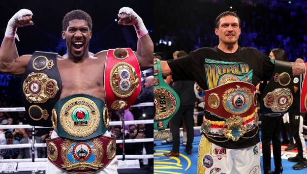 Anthony Joshua Vs Oleksandr Usyk Date, Odds, Tickets And Prediction