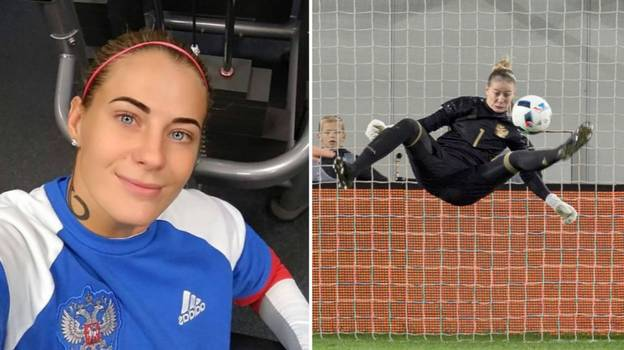 Female Russian Goalkeeper Says It's 'Normal' To Have Sex Before Football