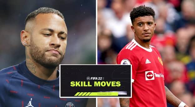 EA Reveals Both Ronaldo And Neymar Make Five-Star Skills List On FIFA 22