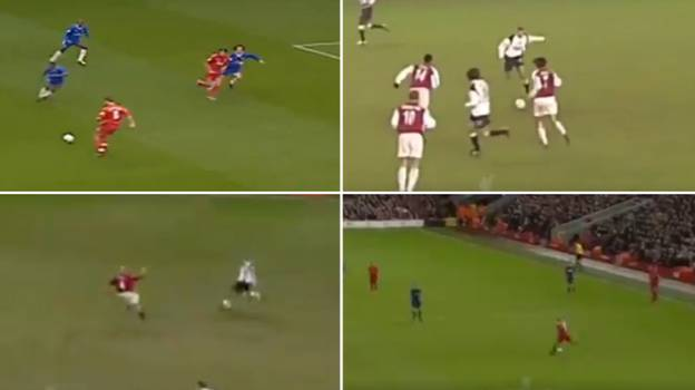 Video Shows 'Steven Gerrard Doesn't Get The Respect He Deserves'