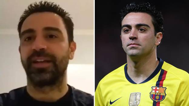 Barcelona Legend Xavi Names Best Manager, Defender And Midfielder In The World Right Now