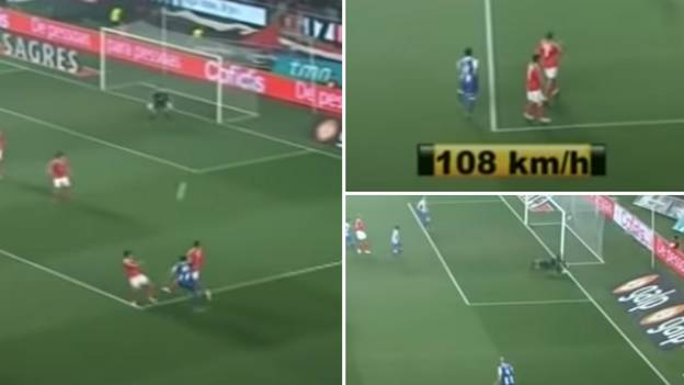 When Hulk Responded To Racism From Benfica Fans With 108km/h Thunderbolt
