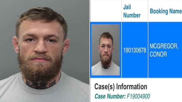 Conor McGregor Has Reportedly Been Arrested In Miami