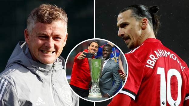 Zlatan Ibrahimovic 'In Contact' With Manchester United Over Stunning Old Trafford Return