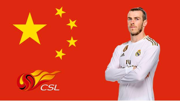 Gareth Bale 'Receives Offer' From China That Would See Him Earn £1.2 Million Per Week