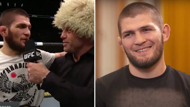 Khabib Nurmagomedov Picks His Six Greatest UFC Fighters Of All Time