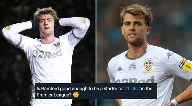 Patrick Bamford Reacts To Being Called Not Good Enough For The Premier League