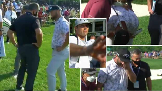 The Gutting Moment Golfer Jon Rahm Was Told Of Positive COVID-19 Test While He Was Leading PGA Tour Event