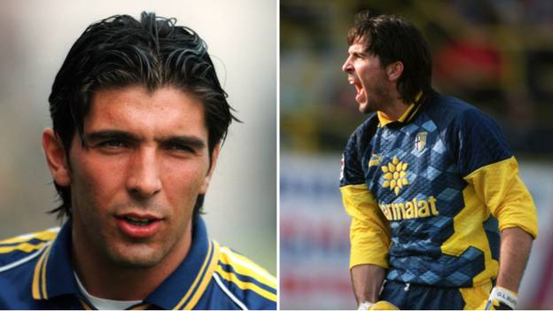 Gianluigi Buffon Returns To Parma, 26 Years After Making His Debut For The Club