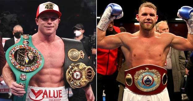 Canelo Alvarez And Billy Joe Saunders Agree To Unification Fight In May