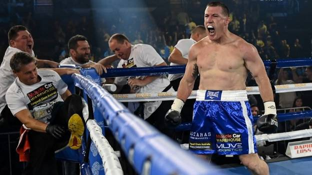 Boxing World Reacts As Former World Champ Is Knocked Out In The First Round By Ex-Rugby League Player