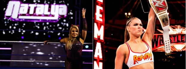 WWE Superstar Natalya On 'Special' Match With Ronda Rousey