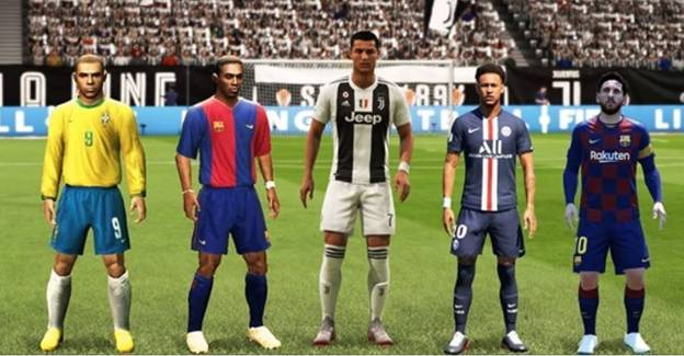 The Top 10 Players On Every FIFA From 94 To 20