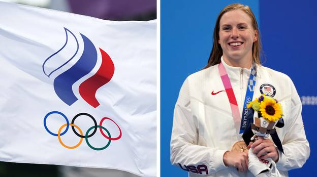 American Swimmer Lilly King Insinuates Russia 'Should Have Been Banned' From Tokyo Olympics