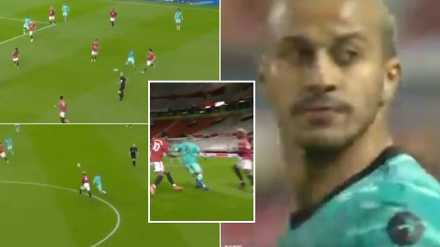 Stunning Compilation Shows Thiago Completely Bossed The Midfield Against Manchester United