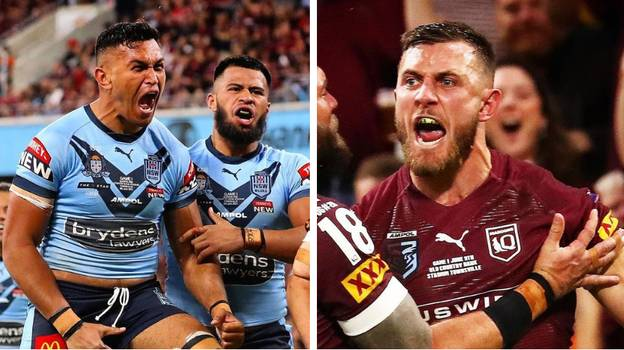 Queensland And New South Wales Have Named Their Teams For State Of Origin Game 2