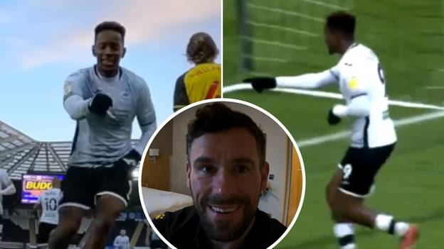 Ben Foster Finally Shares Footage Of Jamal Lowe Celebrating In Front Of His GoPro