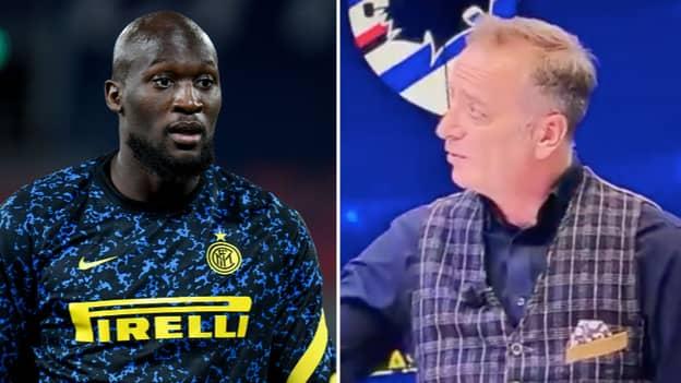 Sky Sports Italia Pundit Accused Of Racism After Calling Romelu Lukaku 'The Black Guy At Inter'