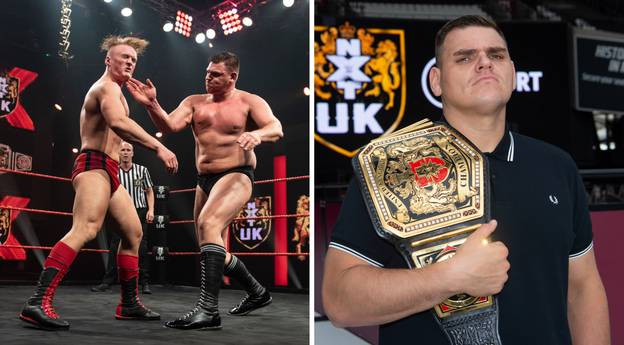 "NXT:UK Champion Walter On ""Special"" Record-Breaking Title Reign"