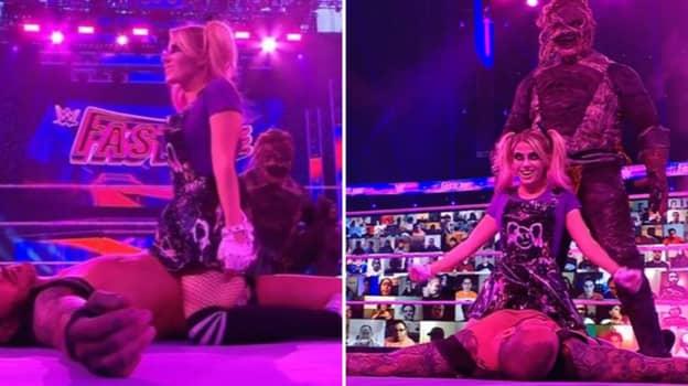 Randy Orton's Wife Isn't Happy With Alexa Bliss