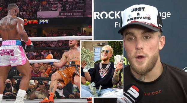 Jake Paul Claimed That Tyron Woodley Fight Did 1.5 Million PPV Buys - It Wasn't Even Close To That