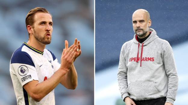 Harry Kane Told Not To Sign For Manchester City