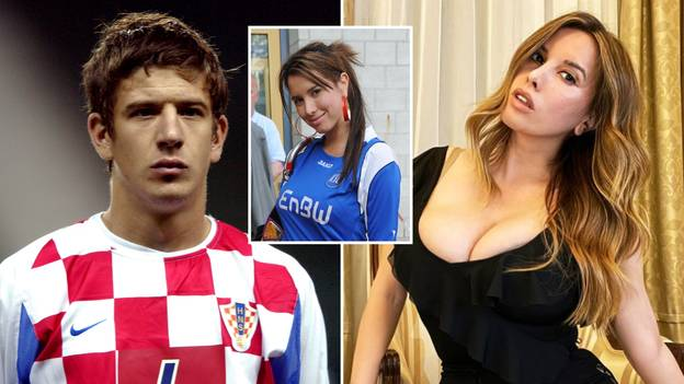 A Croatia Defender Was Transfer Listed After Having Sex On The Pitch With A Playboy Model