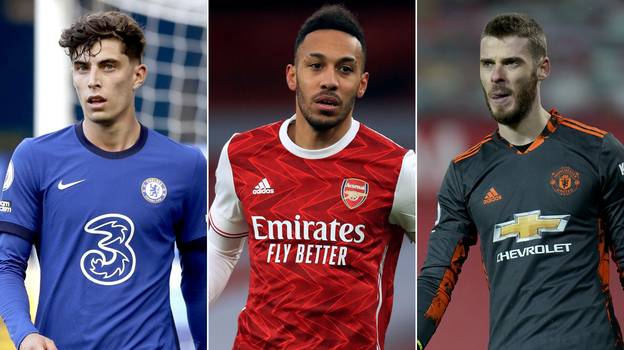 Premier League's Top Earners Revealed After Kevin De Bruyne Mega Contract