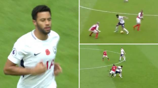 Compilation Reminds Fans Just How Great Mousa Dembele Was