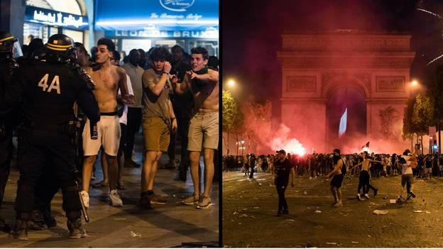 Two France Fans Die In Paris After World Cup Celebration Turn To Tragedy