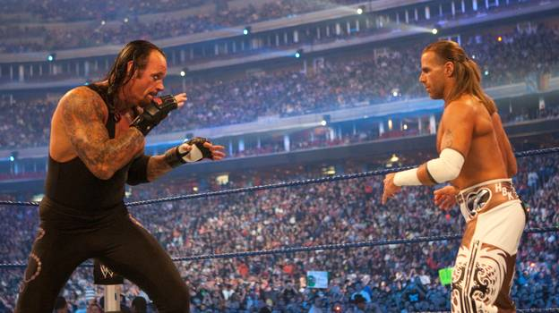 WWE Legend Shawn Michaels Feels Like He Could Have Wrestled The Undertaker With 'My Eyes Closed'