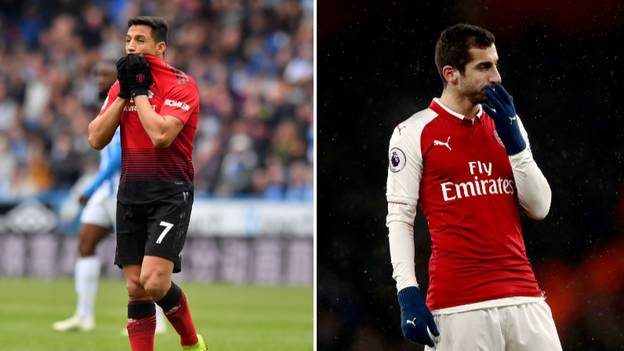 Alexis Sanchez And Henrikh Mkhitaryan Swap Deal Could Be Worst In Premier League History