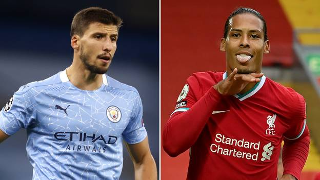 Ruben Dias Is 'Better Than Virgil Van Dijk' After Colossal Defensive Performance Vs PSG