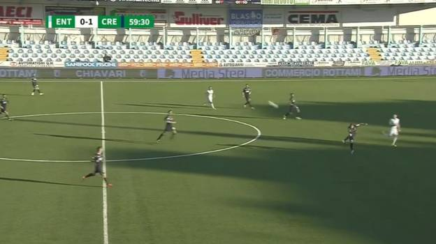 Serie B Player Michele Castagnetti Scores Utterly Ridiculous 70-Yard Goal And It's Blowing People's Minds