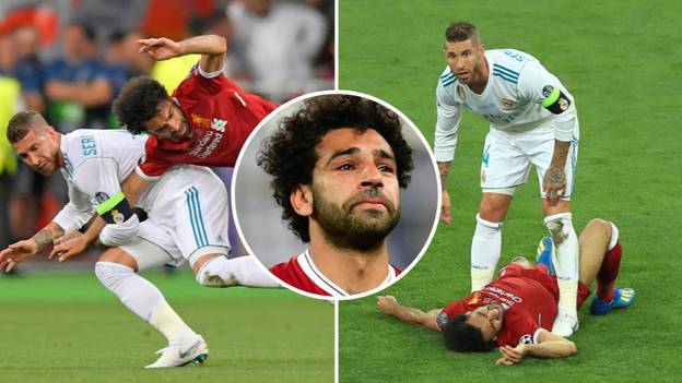 'Mo Salah Isn't Going To Get Close To Sergio Ramos' When Liverpool Play Real Madrid