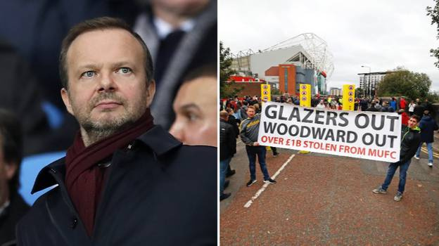 Ed Woodward Had 'Tears In His Eyes' After Abuse On Social Media