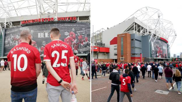 More Manchester United Fans Live In London Than In Manchester, According To Study