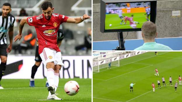 Bruno Fernandes Finally Misses A Penalty For Manchester United