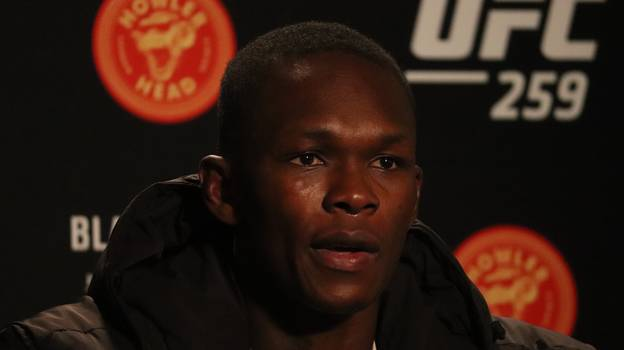 Israel Adesanya Apologises For Threatening To 'Rape' A Rival UFC Fighter