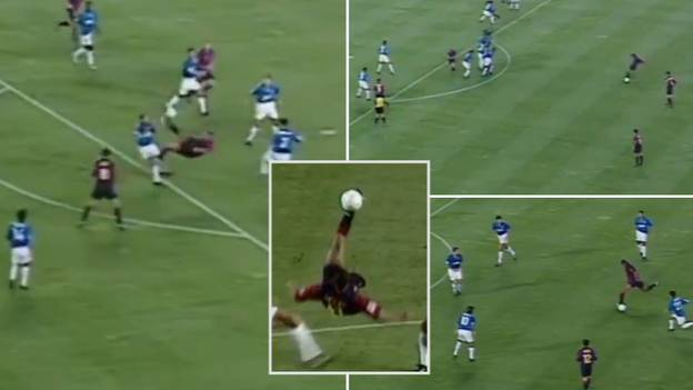 20 Years Ago Today, Rivaldo Scored The Greatest Hat-Trick In Football History