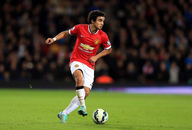 Rafael was an extremely popular character at Old Trafford. Image: PA Images