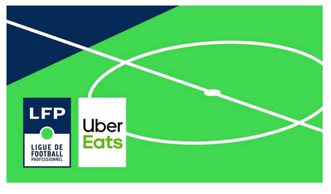 Credit: Uber Eats/Ligue 1